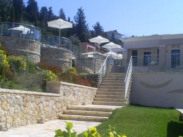 Karvouno Villas - Exterior View