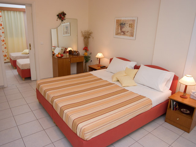 Karvouno Villas - Bedroom