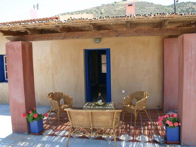 Villa Artemis - Terrace