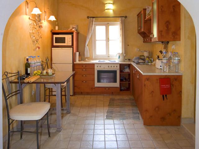 Villa Artemis - Kitchen
