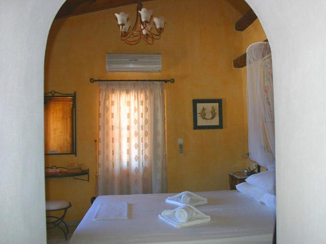 Villa Artemis - Bedroom