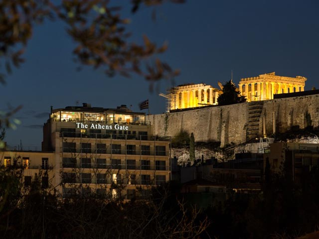 Athens Gate Hotel -
