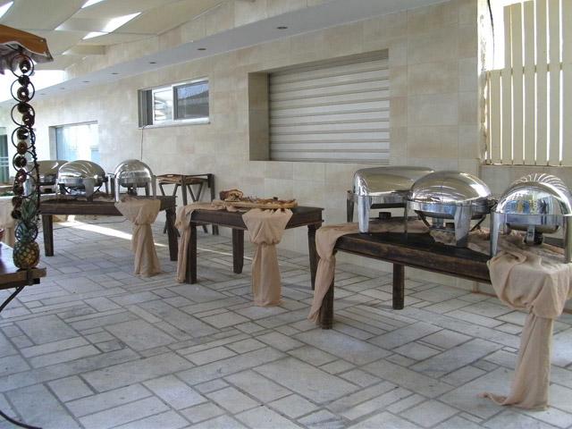 Onar Hotel - buffet