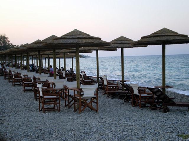 Onar Hotel - beach evenings