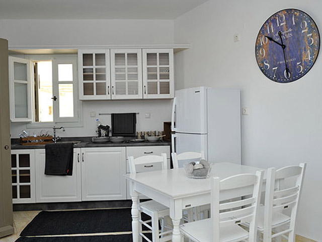 Stagones Luxury Villas - Kitchen area