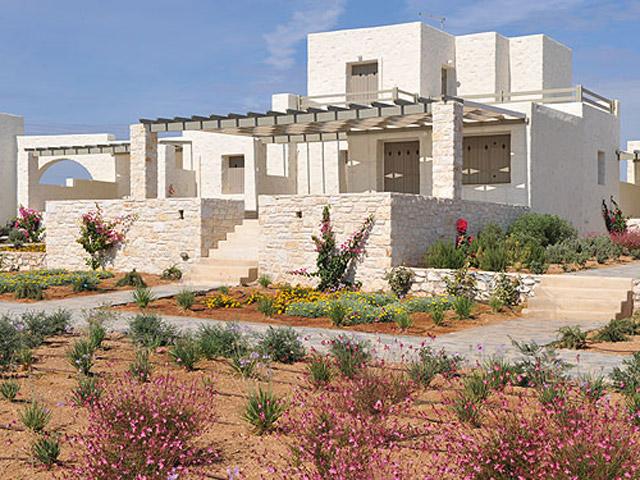 Stagones Luxury Villas - Exterior View