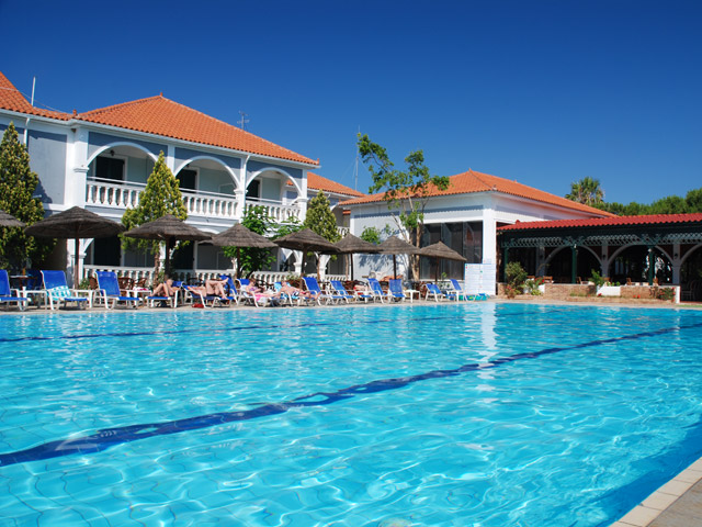 Zante Royal & Water park - Pool Area