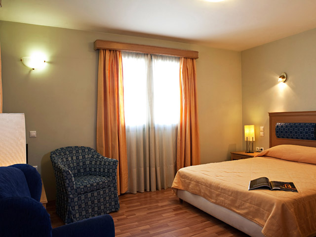 Parnon Hotel Athens - Double Room