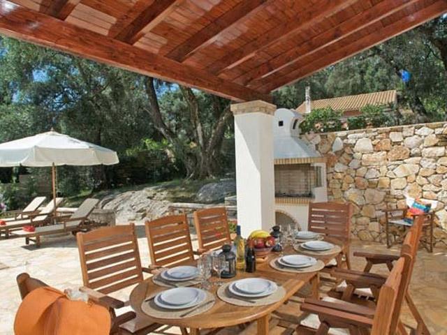 Villa Santa Barbara - Dinning Area