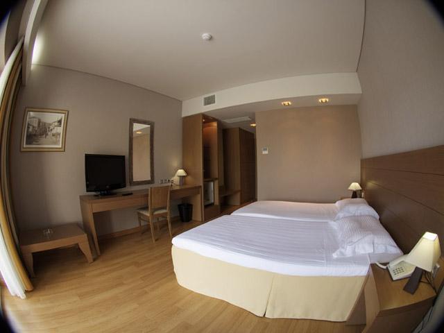 Elpida Resort & Spa - Bedroom