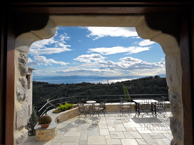 Sakali Mansion - Exterior View