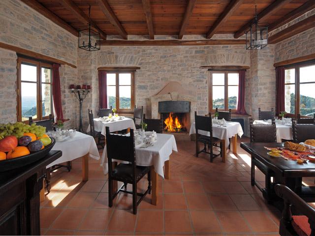 Sakali Mansion - Breakfast Area