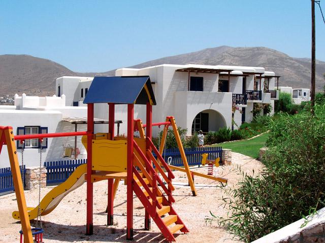 Minois Village Hotel Suites & Spa - Children's playground
