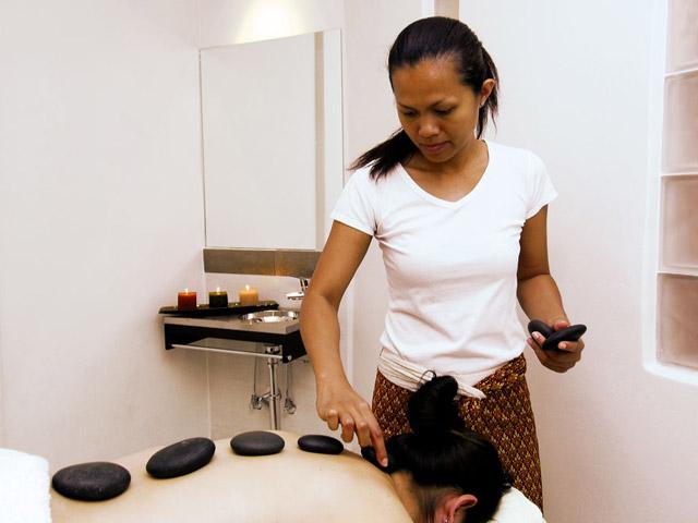 Minois Village Hotel Suites & Spa - Massage cabinet