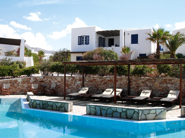 Minois Village Hotel Suites & Spa -