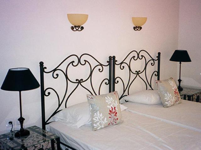 Agnadi Suites - Bedroom