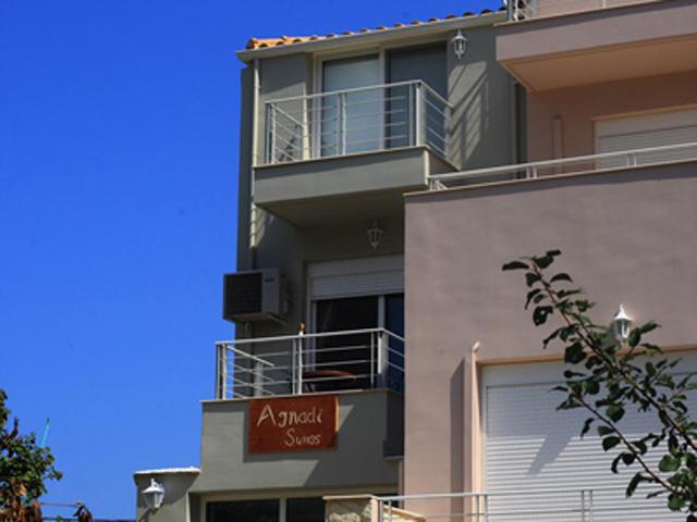 Agnadi Suites - Exterior view