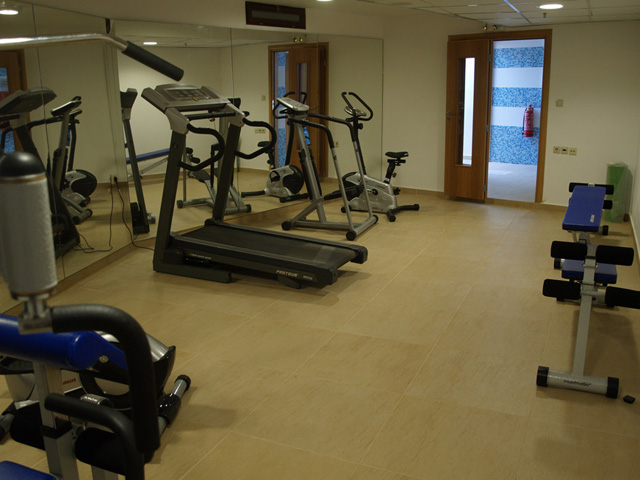 Enodia Hotel - Fitness Room