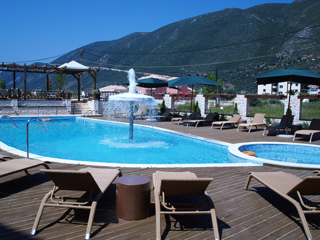 Enodia Hotel - Swimming pool