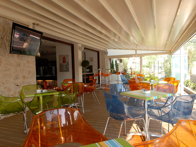 Enodia Hotel - Snack bar