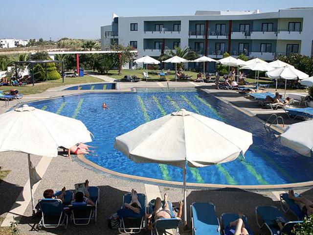 Kos Palace - Swimming pool