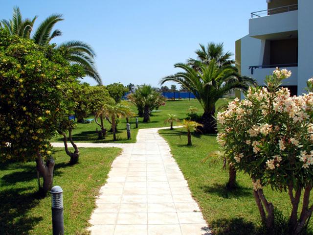 Kos Palace - Garden