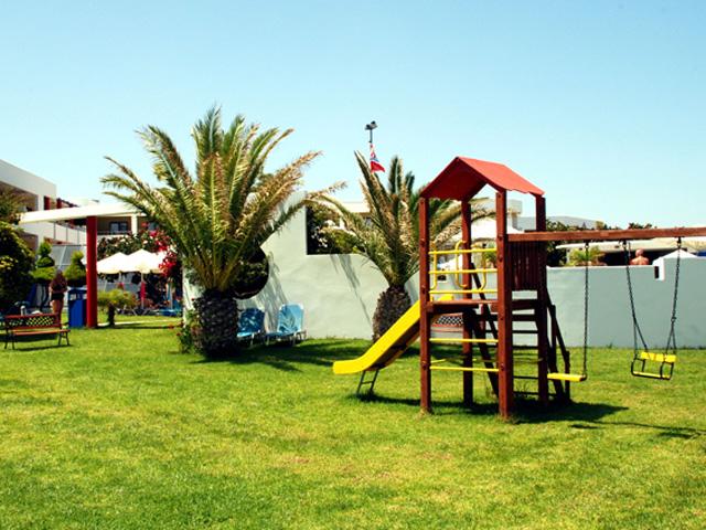Kos Palace - Play Area