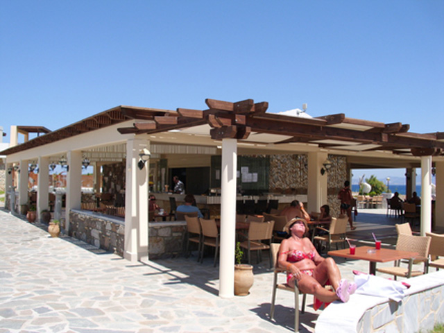 Natura Park Village  - Pool Bar