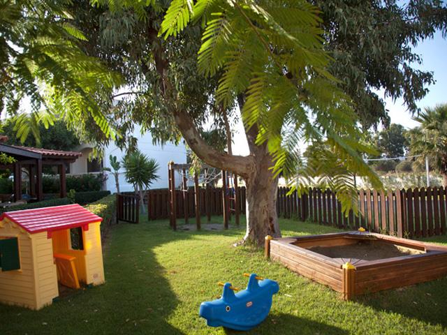 Niriides Beach - Play Area
