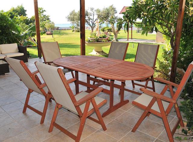 Luxury Suites - Executive Suite Veranda