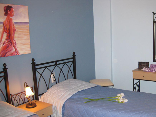 Pantheon Villas - Bedroom