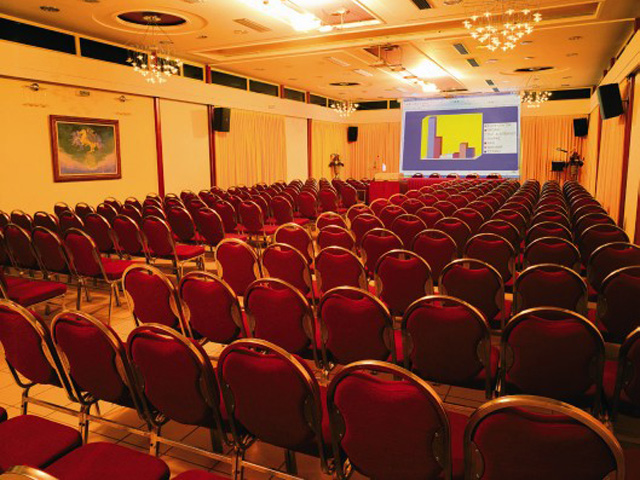 Angelika Pallas - Conference Hall