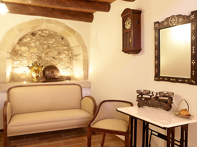 Casa Dell Aristea - Living room
