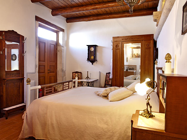 Casa Dell Aristea - Bedroom