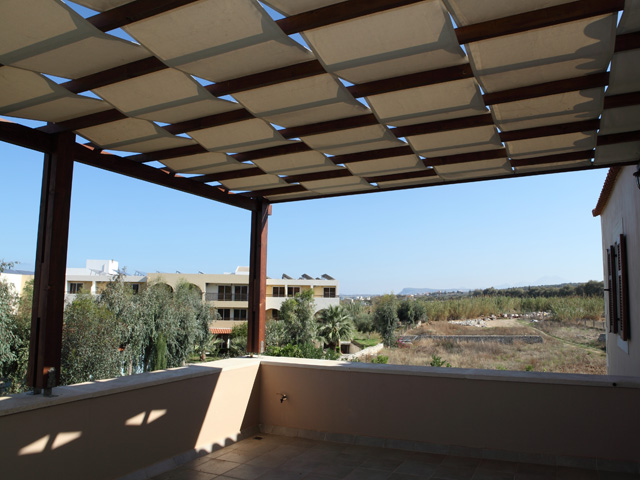 Anemoni Villa - Balcony
