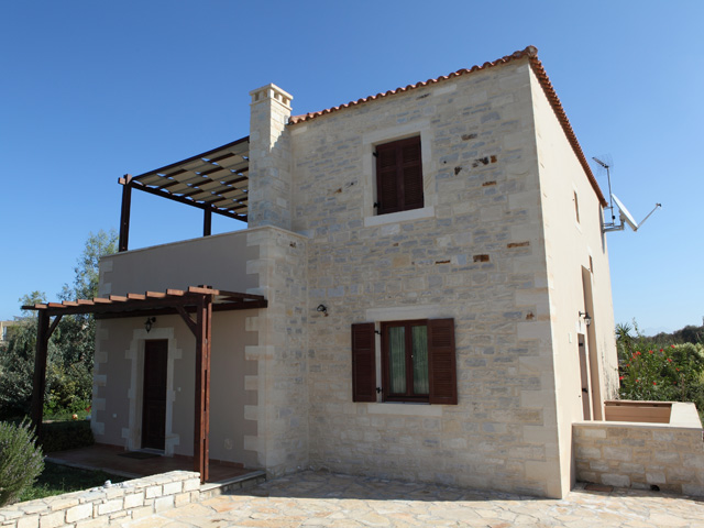 Anemoni Villa - Exterior View