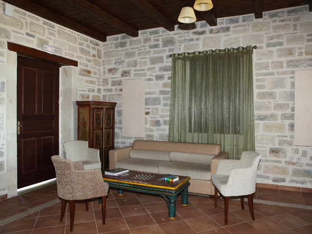 Anemoni Villa - Living room