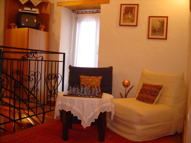 Villa Sofita - Living room