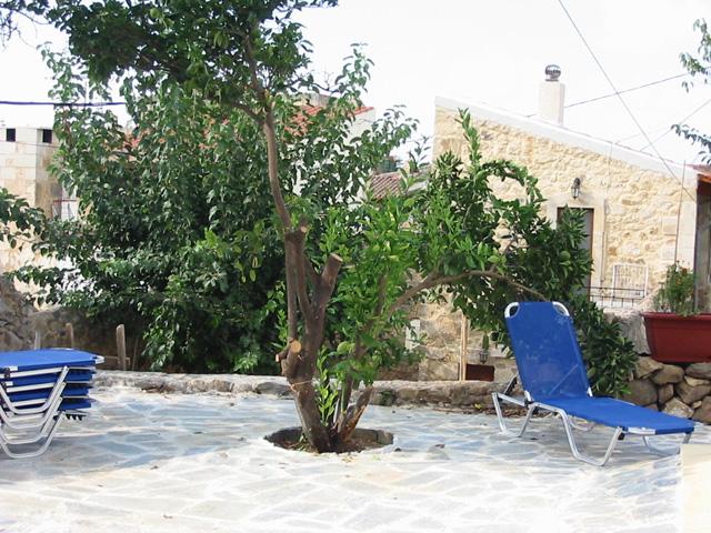 Villa Sofita - Pool Area