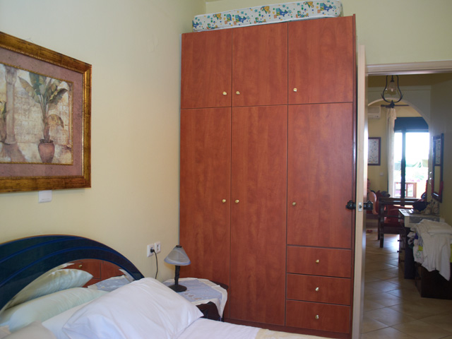 Villa Geropotamos - Bedroom