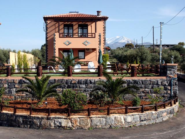 Villa Geropotamos - Exterior View