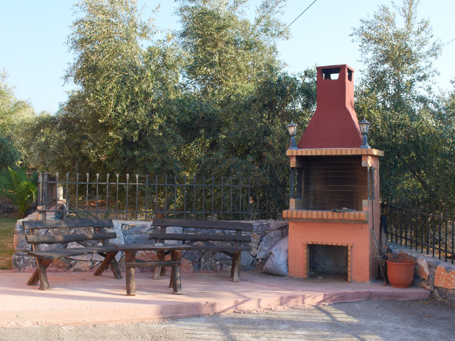 Villa Geropotamos - Barbeque