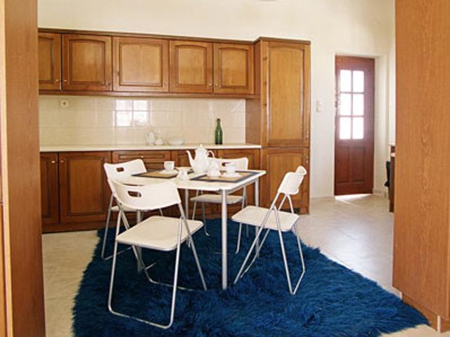 Rodanthi Luxurious Villas - Villa Anthi Kitchen