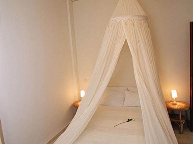 Rodanthi Luxurious Villas - Villa Anthi Bedroom