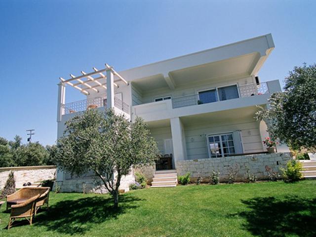 Rodanthi Luxurious Villas - Swimming Pool