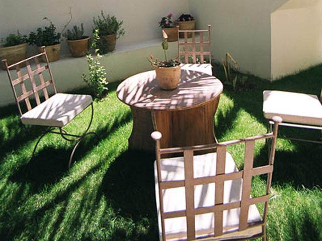 Rodanthi Luxurious Villas - Villa Anthi Garden