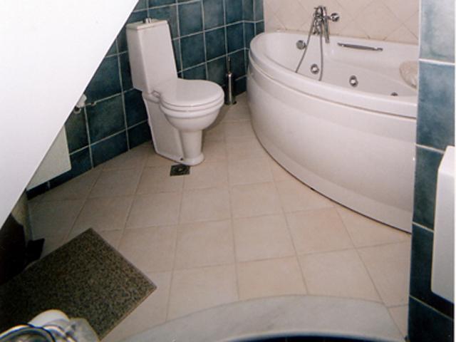 Rodanthi Luxurious Villas - Villa Rodo Bathroom