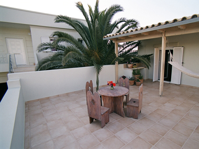 Rodanthi Luxurious Villas - Villa Rodo Veranda