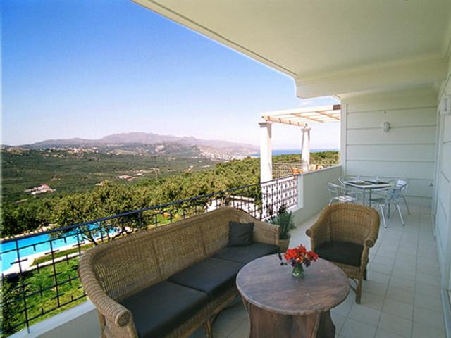 Rodanthi Luxurious Villas - Veranda