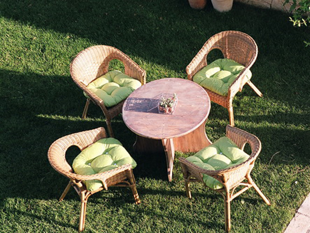 Rodanthi Luxurious Villas - Garden